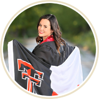Alana managed her life and school with TTU online programs.